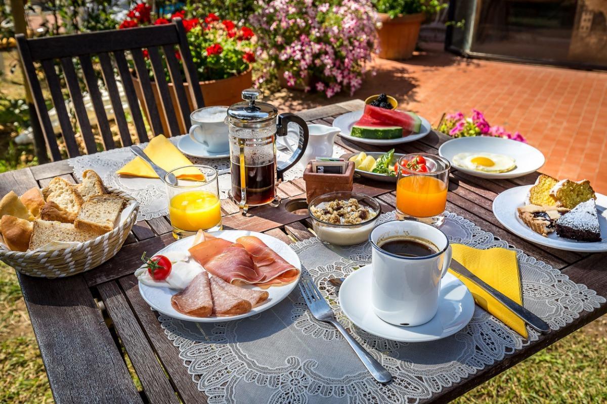 La colazione di LOCANDA IL FORNELLO