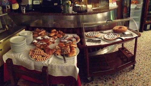 La colazione di MULINO DEGLI ORTI