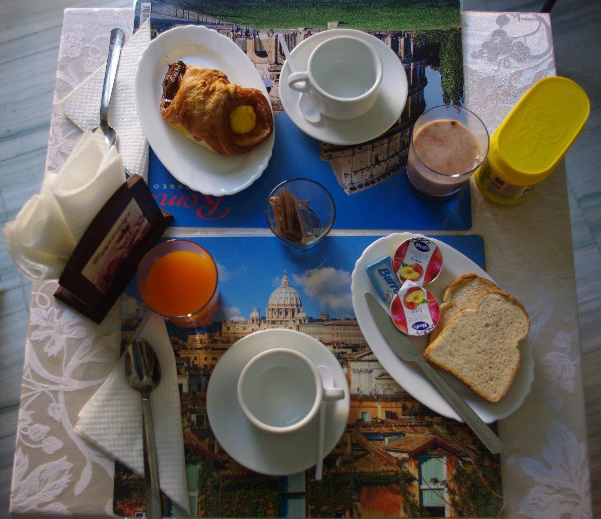 La colazione di TUCCI'S HOUSE