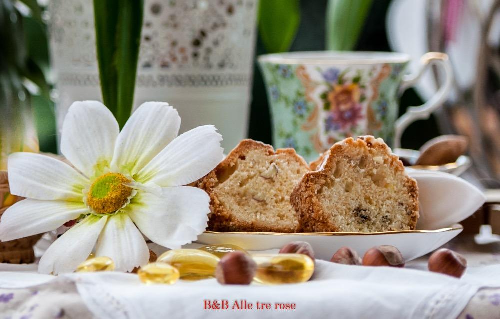 La colazione di B&B ALLE TRE ROSE