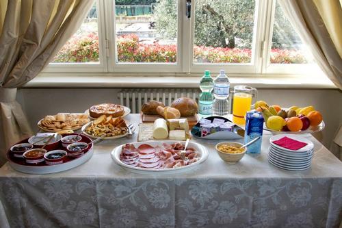 La colazione di VITTORIA HOUSE