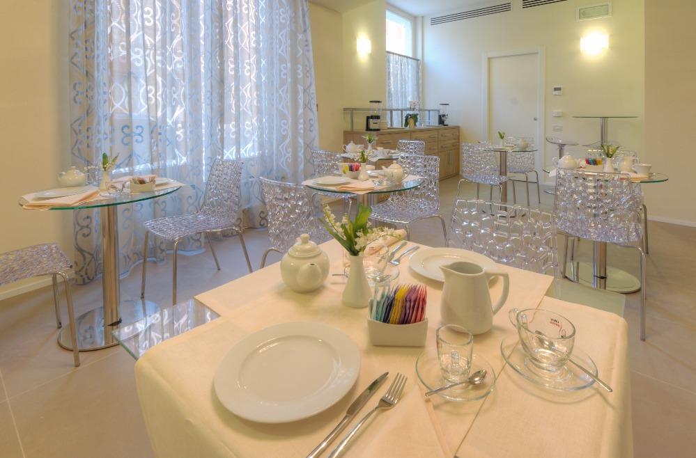 La colazione di PALAZZO RUSCHIONI BOUTIQUE HOTEL