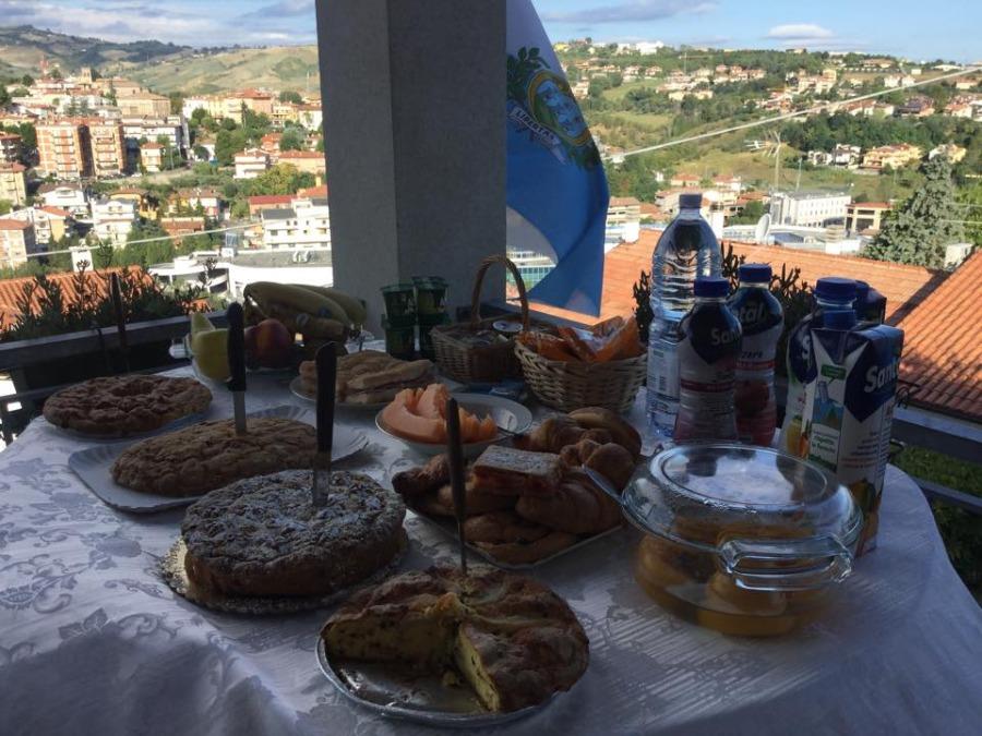 La colazione di VILLA EMMA L'ARTE DELL'ACCOGLIENZA