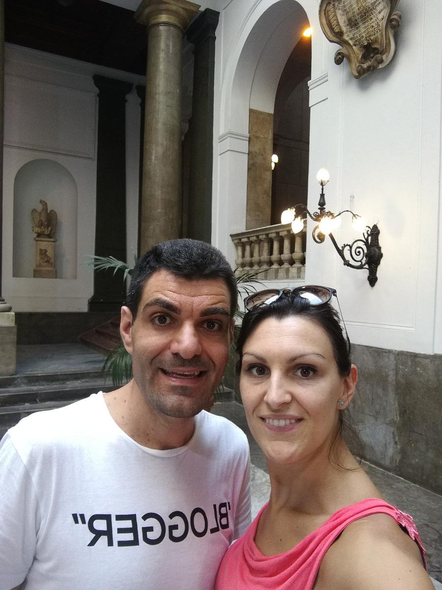 Gregory J e Marianna