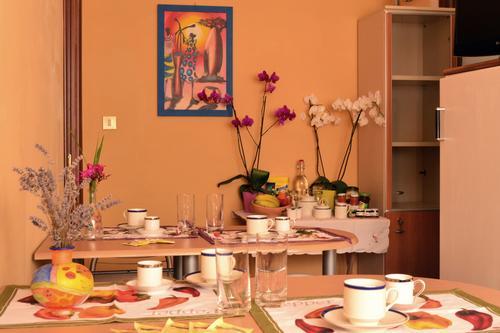 La colazione di LA PICCOLA REGGIA DI VALLO