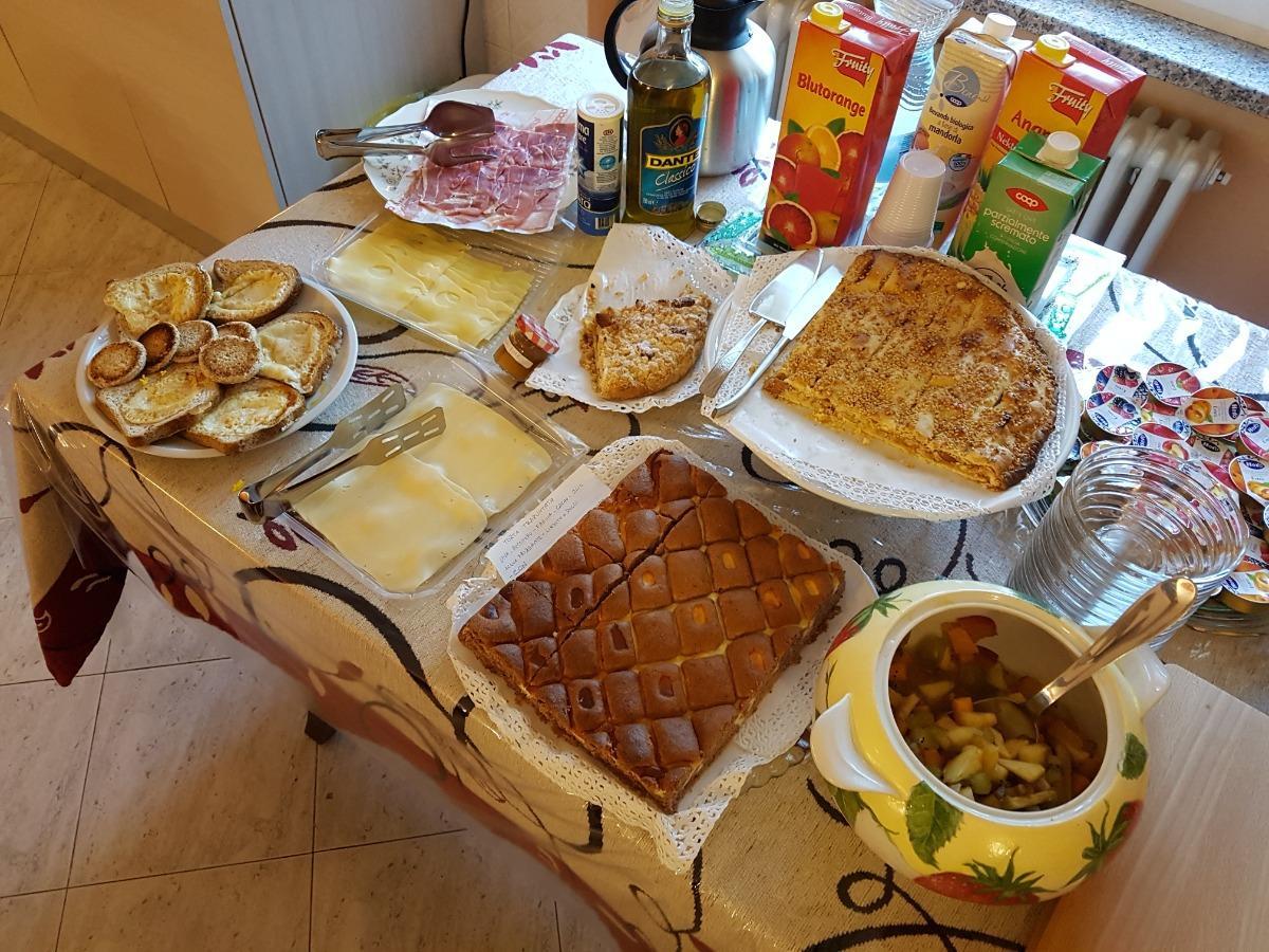 La colazione di AGRIFOGLIO