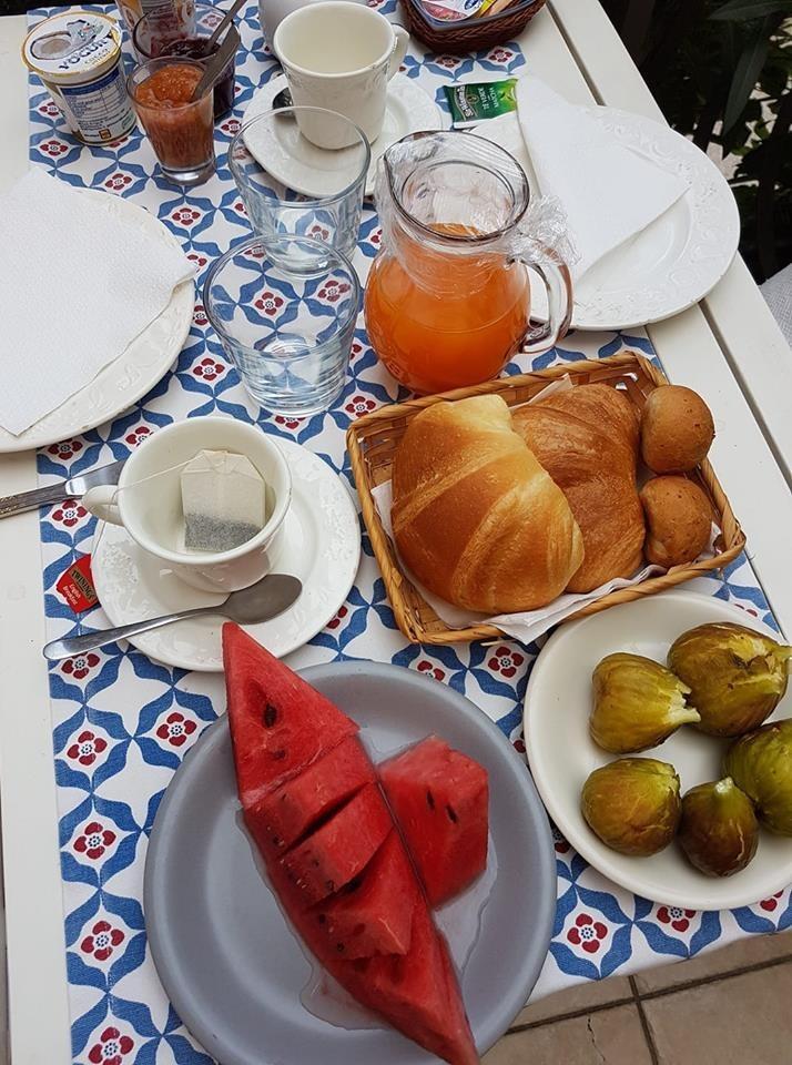 La colazione di B&B BELFIORE