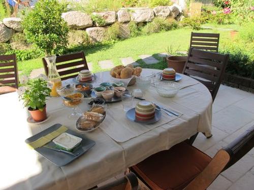 La colazione di IL BEL GIARDINETTO