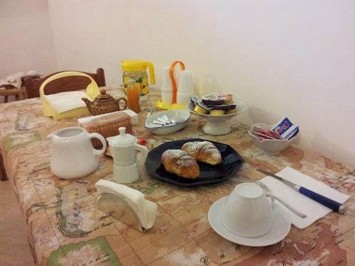 La colazione di B&B RIVETTI