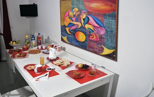 La colazione di AL TEATRO LIRICO AFFITTACAMERE