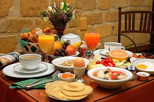 La colazione di AETHALIA B&B