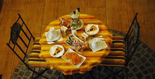 La colazione di MILANO RIPA 218
