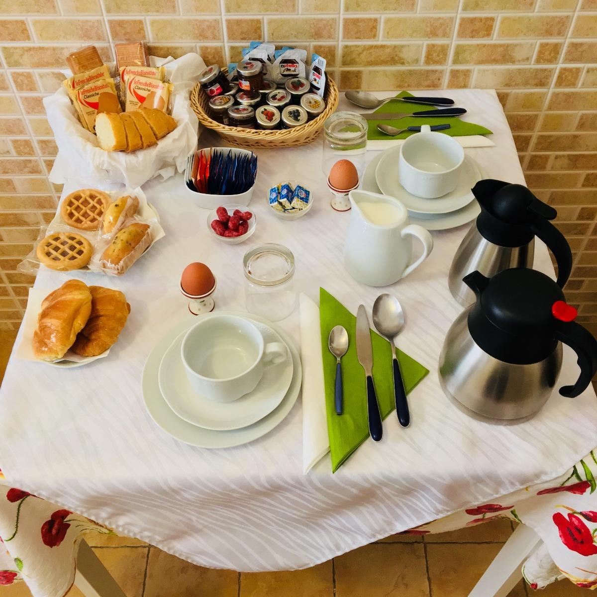 La colazione di ORFEO'S