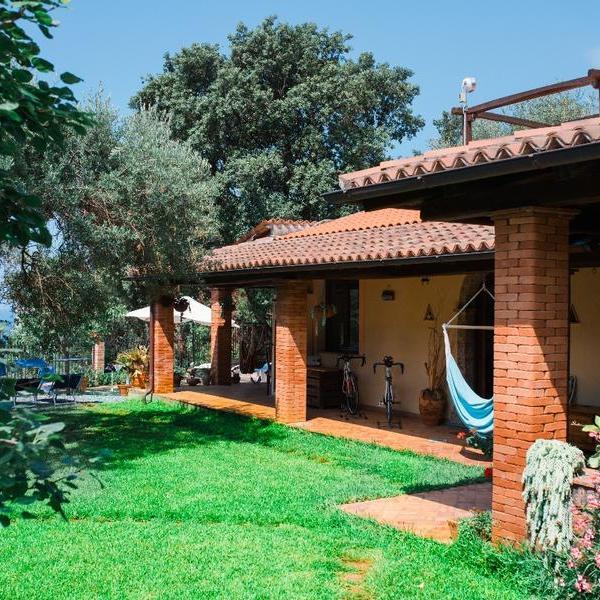 maratea garden house