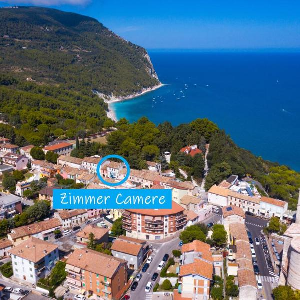camere sirolo and sea view