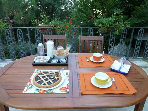 La colazione di CASA TITTY