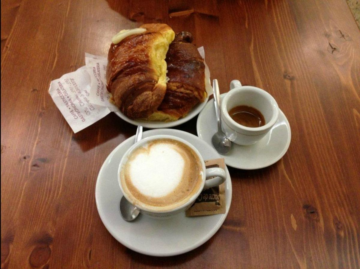La colazione di BIANCO NOTTE