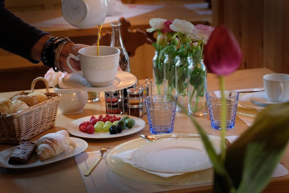 La colazione di B&B DOLCE RELAX