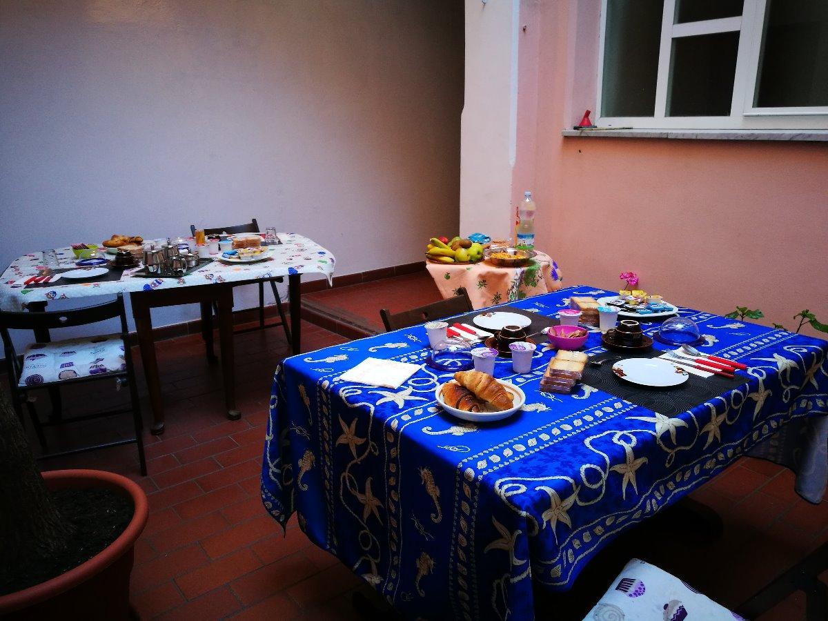 La colazione di ANTICA DOGANA