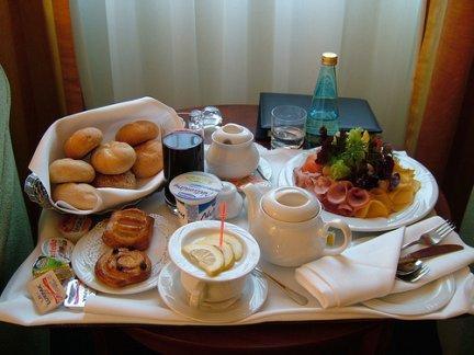 La colazione di DOLCI NOTTI