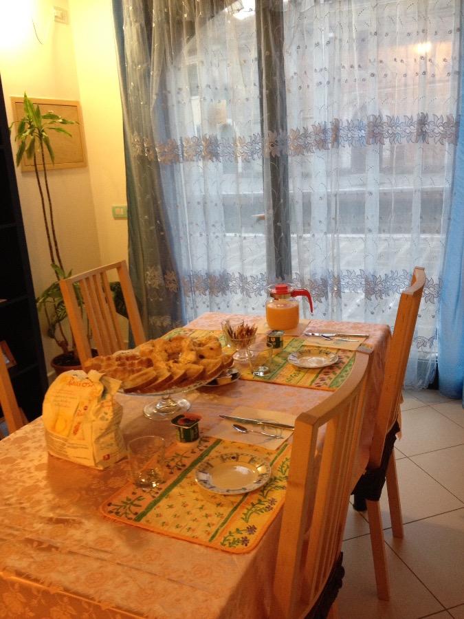La colazione di LA PITAGORA