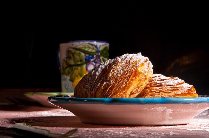 La colazione di SALERNO ANTICA