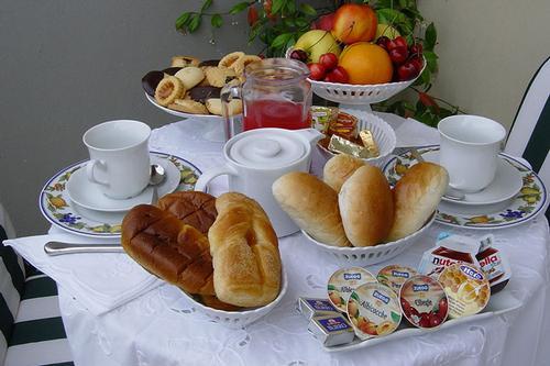 La colazione di HOTEL DELLA VOLTA