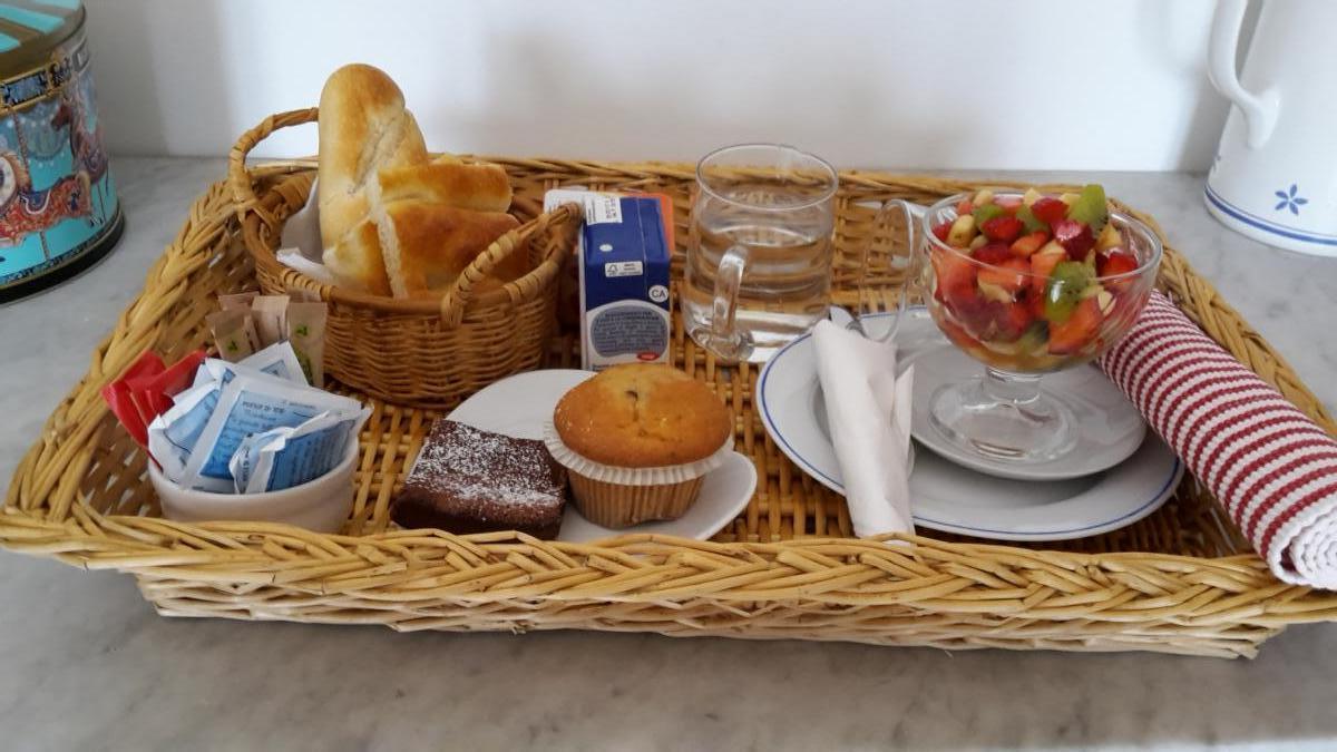 La colazione di BIN & BAN