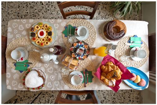 La colazione di ZOLA PICCOLA