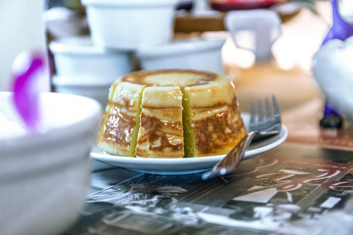 La colazione di BED & BOOK CASA NOVECENTO