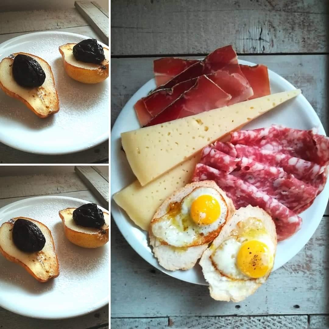 La colazione di B&B HÈMMARA