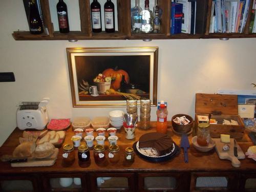 La colazione di GRAN PARADISO