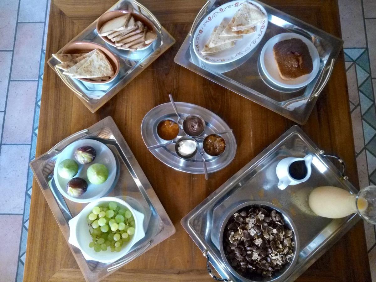 La colazione di CA' MINARDA