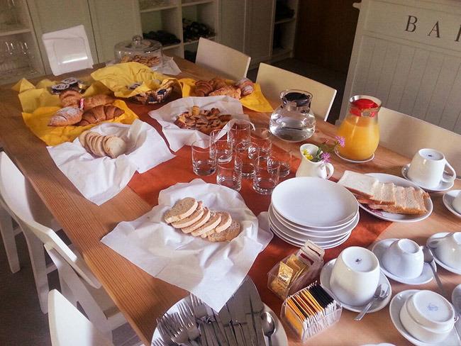 La colazione di GALLEGATI