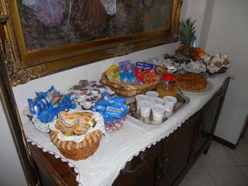 La colazione di HOME SWEET HOME