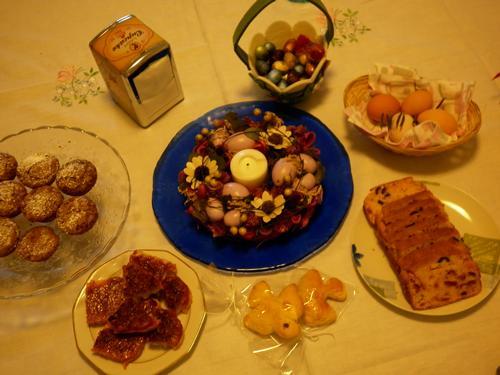 La colazione di SANTA CECILIA