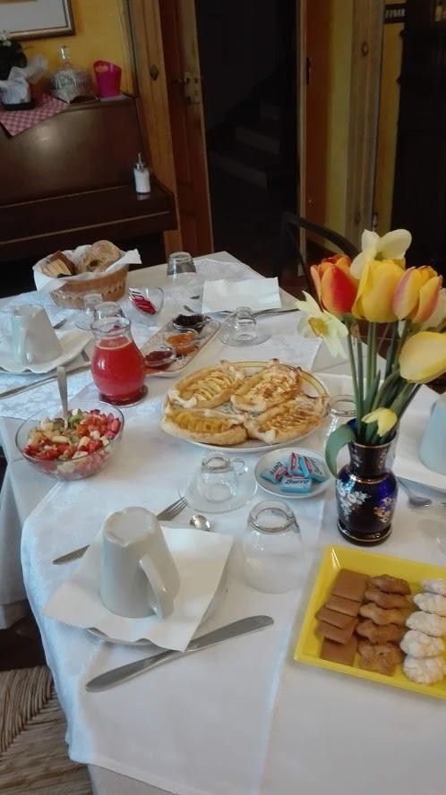 La colazione di VILLA CARDELLINI