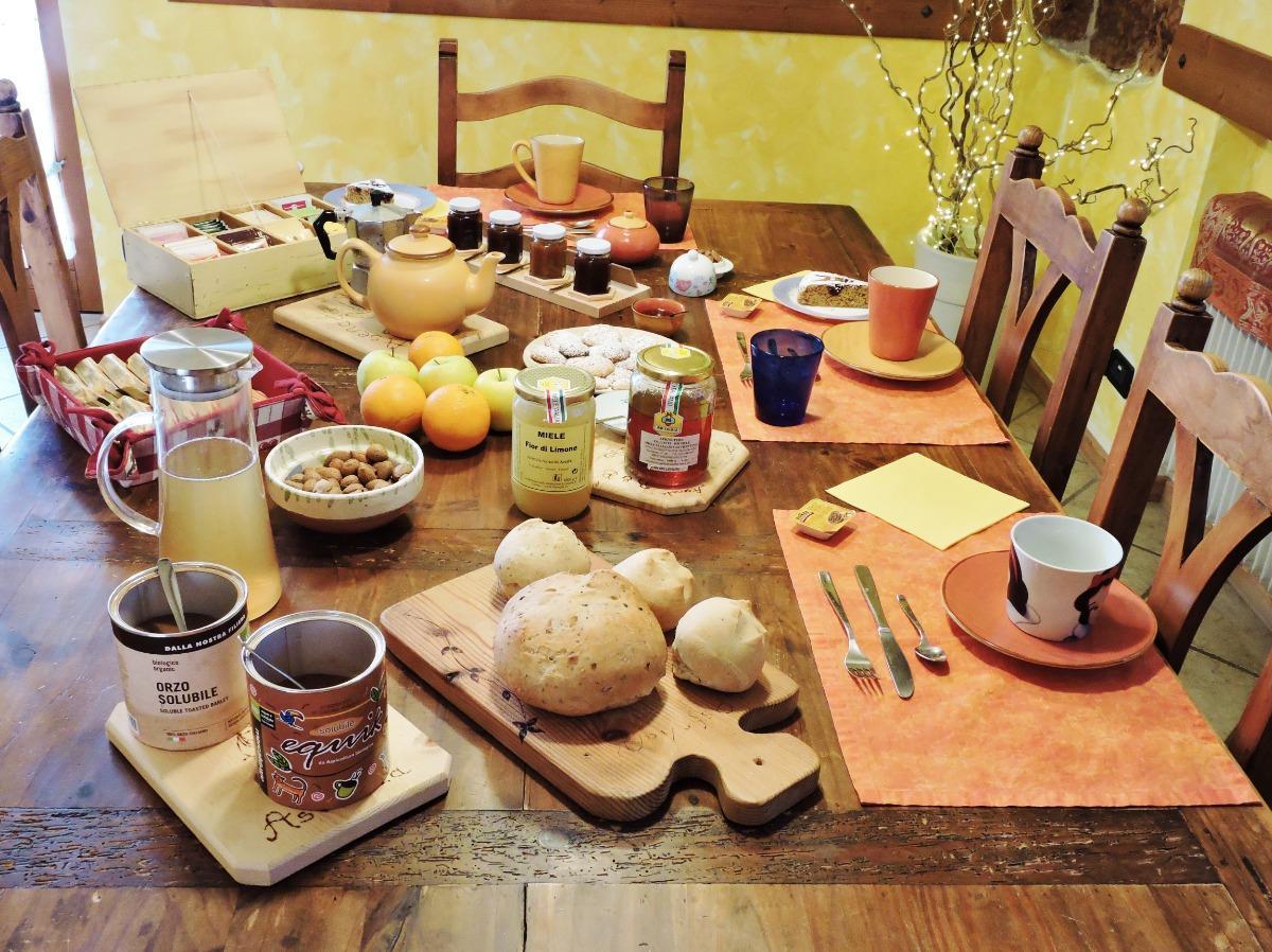 La colazione di B&B ASENADA