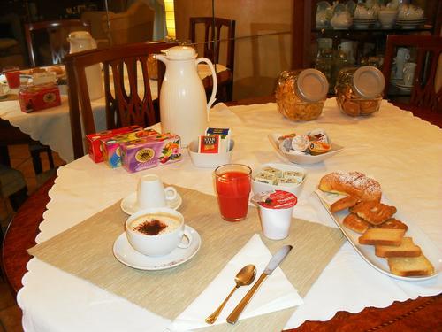 La colazione di B&B VILLA EUROPA