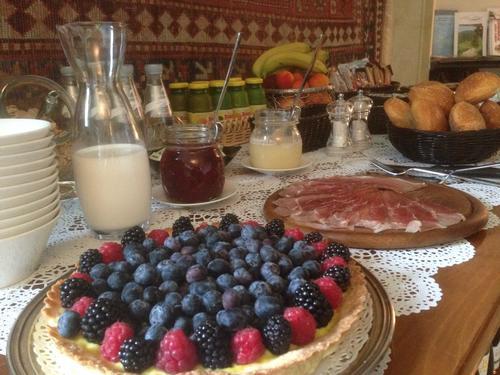 La colazione di IL MONTESINO B&B