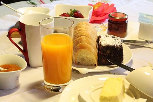 La colazione di VERDEBLU