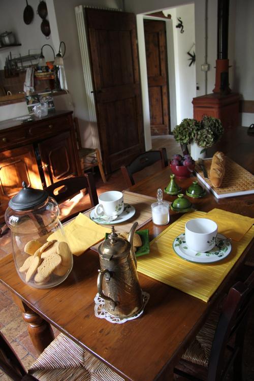 La colazione di ROOM & BREAKFAST NEL BORGO SCIPIONE