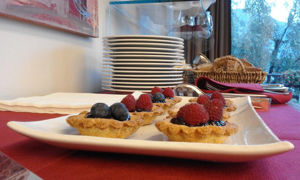 La colazione di AGRITURISMO MASO BÒTES