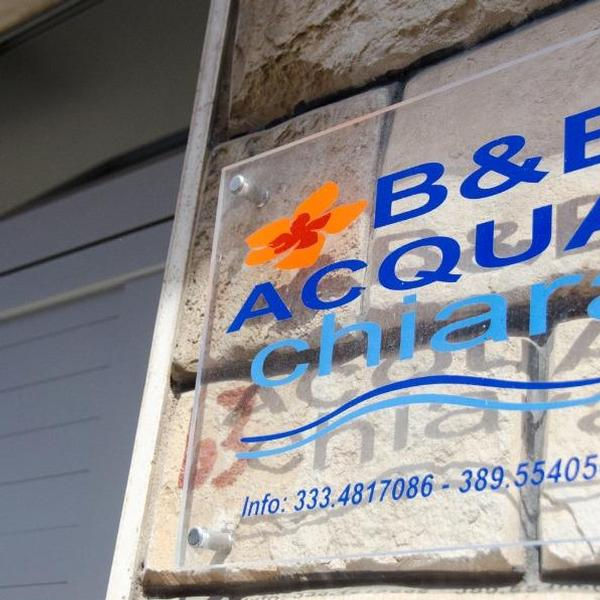 b&b acquachiara