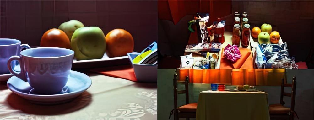 La colazione di AFFITTACAMERE B&B PONE