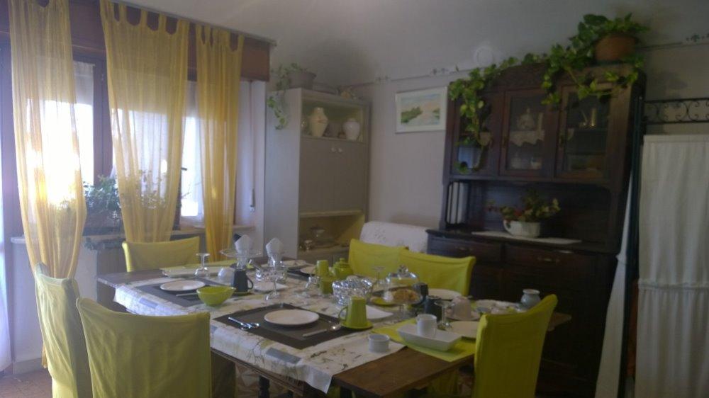 La colazione di CASA PASSITO