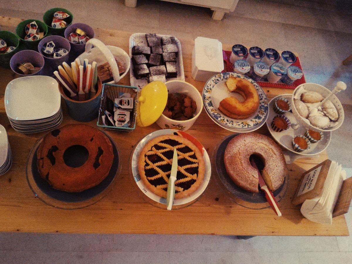 La colazione di IN VILLA