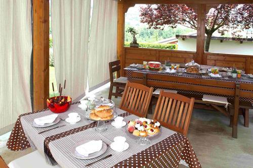 La colazione di IL GIGANTE CHE DORME