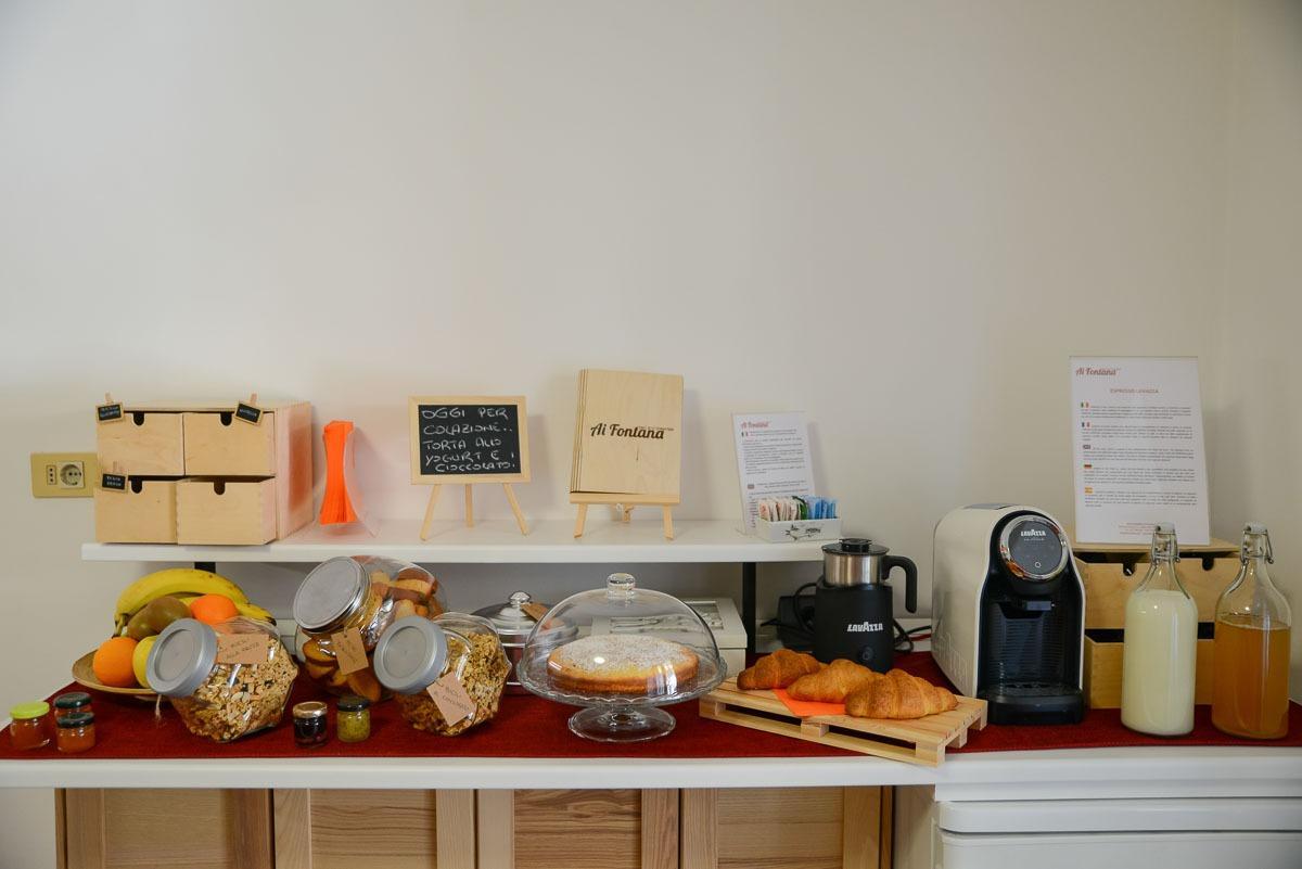 La colazione di AI FONTANA