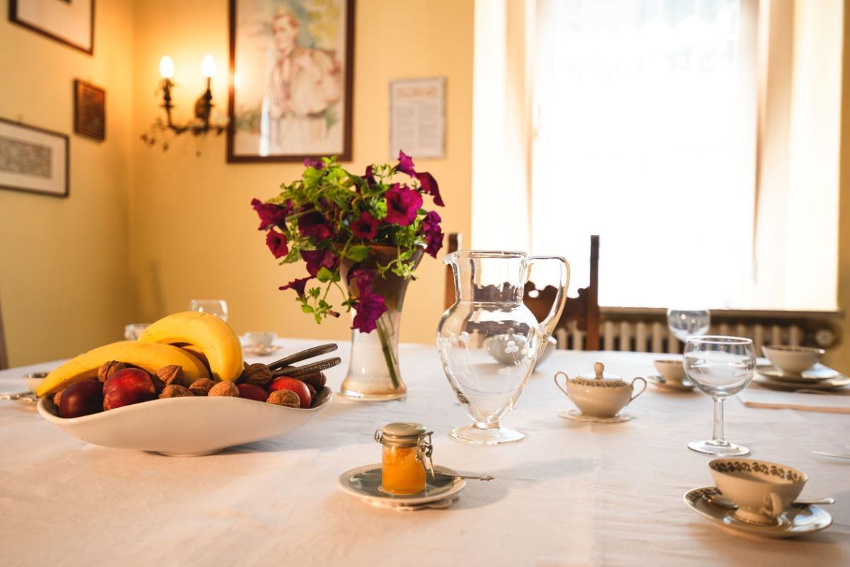 La colazione di VILLA LIBERTY B&B